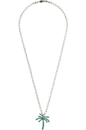 M. COHEN The Paradise sterling necklace