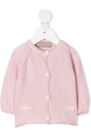 LA STUPENDERIA Knitted wool cardigan