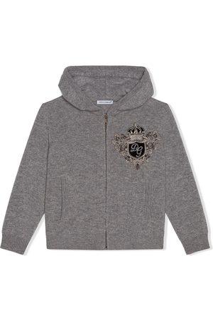 Dolce & Gabbana Cashmere sweater with zipper