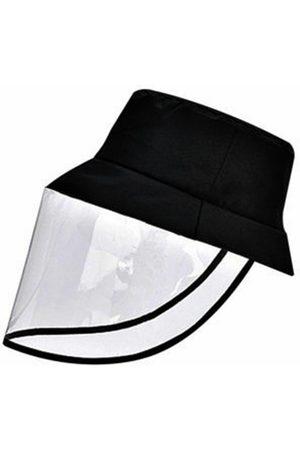 YOINS PVC Foldable Protective Mask Caps Anti-Fog Saliva Dust Droplet Full Face Fisherman Hats