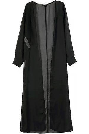 YOINS Women Kimonos - Maxi Kimono With Side Splits
