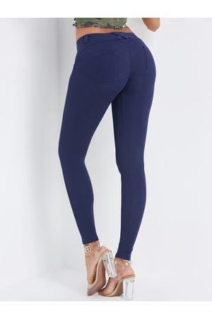 YOINS Side Pockets Fashion Bodycon Leggings
