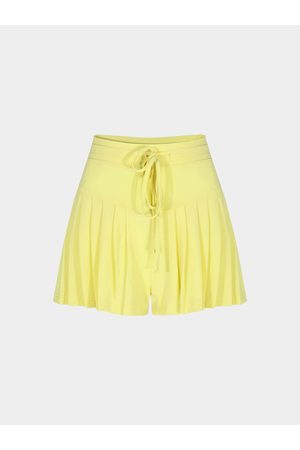 YOINS Skorts With Pleated Details