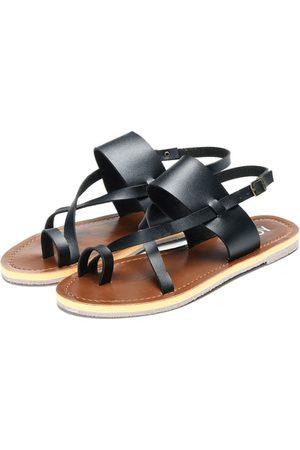 YOINS Ring Toe Flat Sandals