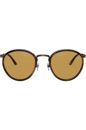 Armani Tortoiseshell framed glasses