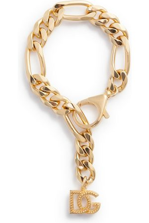 Dolce & Gabbana Chain-link charm detail bracelet
