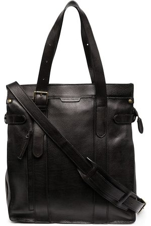 Officine creative Large leather tote bag