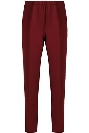 BLANCA Elasticated-waist trousers