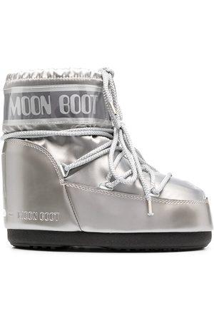 Moon Boot Women Boots - Monaco metallic s