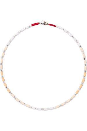 Roxanne Assoulin Crème Fraiche U-Tube necklace
