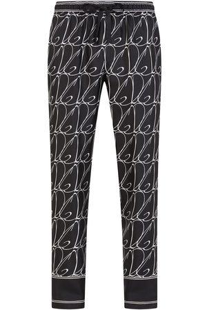 Dolce & Gabbana Logo print pyjama trousers