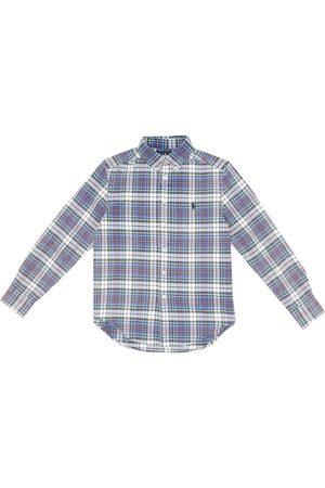 Ralph Lauren Checked cotton shirt