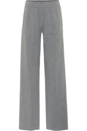 Norma Kamali High-rise track pants