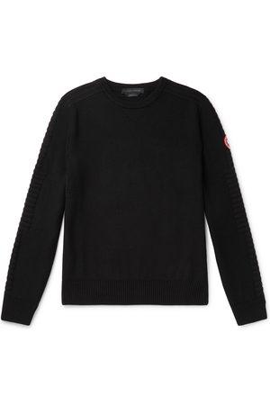 Canada Goose Patterson Merino Wool Sweater