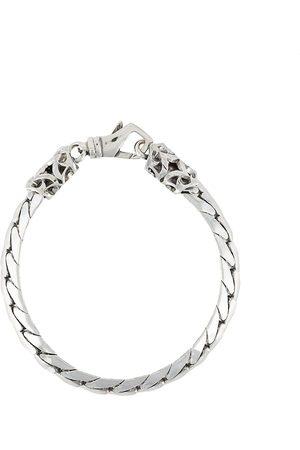 EMANUELE BICOCCHI Bone-structure bracelet