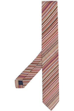 Paul Smith Men Bow Ties - Artist Stripe tie