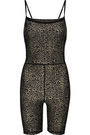 The Upside Leopard-print jumpsuit