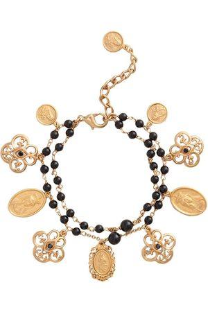 Dolce & Gabbana Beaded multi-charm bracelet
