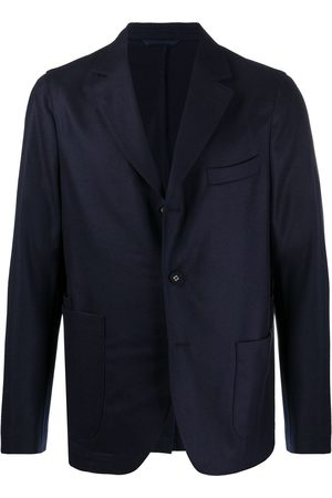 OFFICINE GENERALE Straight-cut jacket