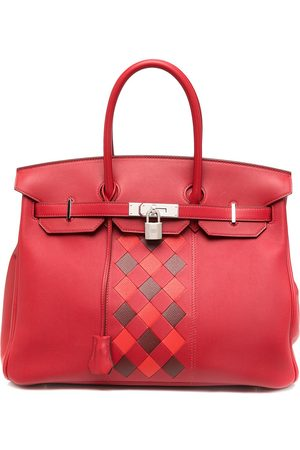 Hermès 2019 pre-owned Tressage Birkin bag