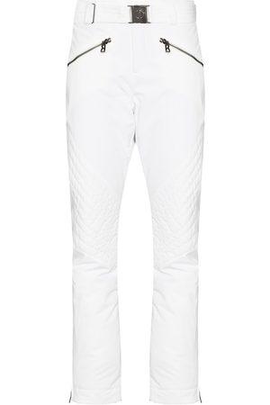 Bogner Belted cropped ski trousers