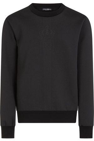 Dolce & Gabbana DG King jacquard sweatshirt