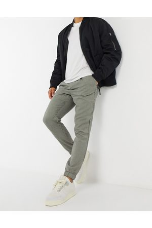 ASOS Tapered smart jogger in dogtooth