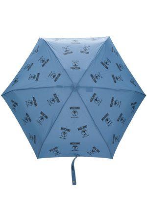 Moschino Question mark logo umbrella