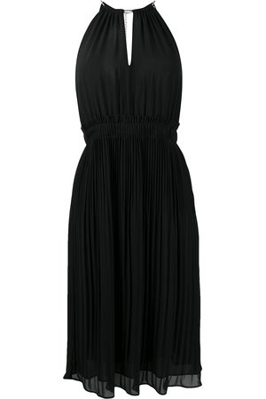 Michael Kors Pleated midi-dress