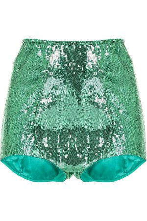 Dolce & Gabbana Sequin embellished shorts