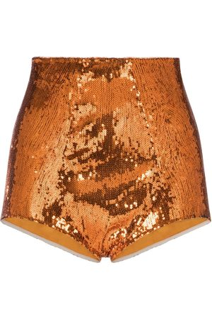Dolce & Gabbana Sequin shorts