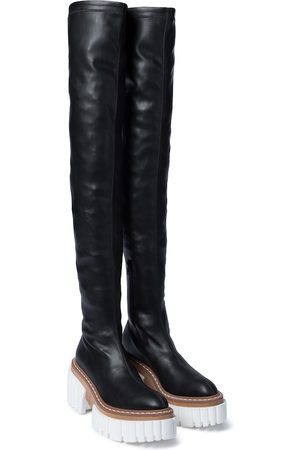 Stella McCartney Emilie over-the-knee boots