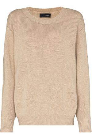 Les Tien Crew-neck cashmere jumper