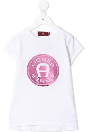 Aigner Logo-print T-shirt