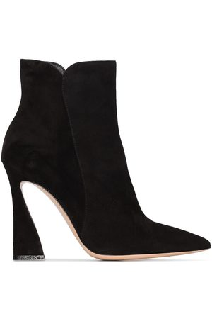 Gianvito Rossi Aura 105mm ankle boots