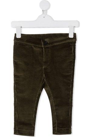 LA STUPENDERIA Stretch-fit corduroy trousers