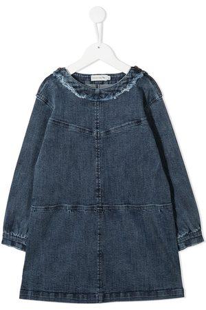 Le pandorine Frayed edge dress