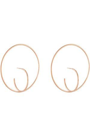 CHARLOTTE CHESNAIS Saturn large earrings