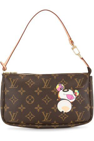 LOUIS VUITTON 2004 pre-owned monogram top-handle bag