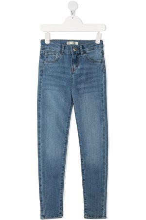 Levi's Mid rise slim-fit jeans