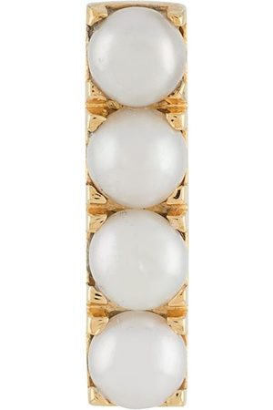 NORTHSKULL Pearl stud bar earring