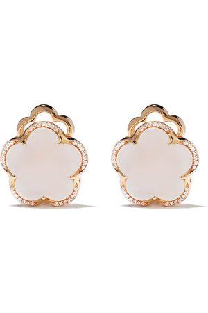Pasquale Bruni 18kt rose gold diamond Bon Ton earrings