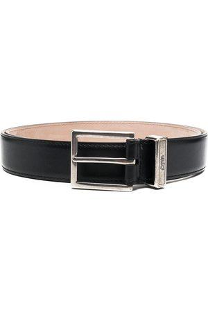 Alexander McQueen Engraved logo belt