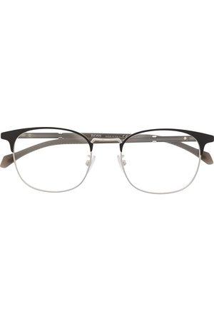 HUGO BOSS Round frame glasses