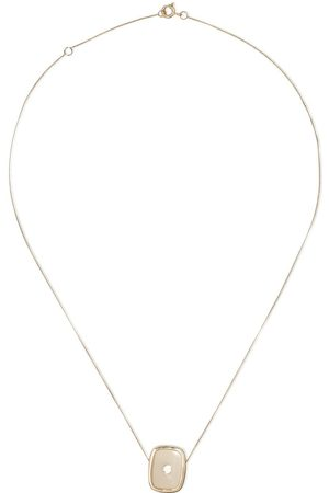 Pascale Monvoisin 14kt and 9kt yellow diamond Varda Nº1 necklace
