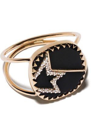 Pascale Monvoisin Women Rings - 9kt yellow diamond Varda Nº 2 ring