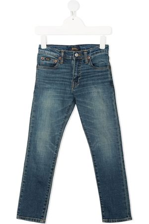 Ralph Lauren Mid-rise straight jeans