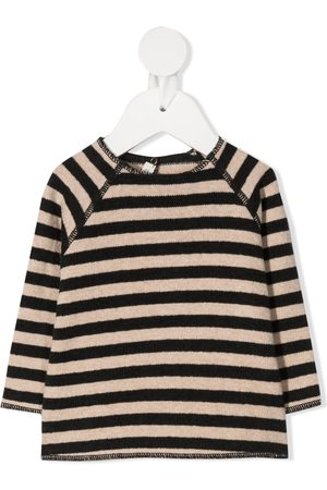 Zhoe & Tobiah Striped knit jumper