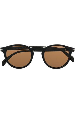 Eyewear by David Beckham Round-frame sunglasses