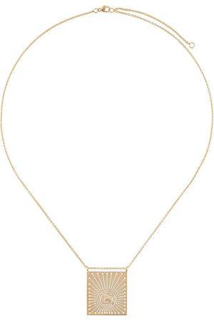 KAY KONECNA Cloudscape pendant necklace